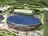 Eispalast für 12000 Zuschauer, Almaty (Kasachstan)