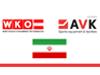 Geschäftstreffen in Iran