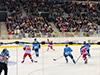 KHL World Games in Wien. Slovan Bratislava - ZSKA Moskau 0:9