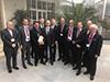 Österreichische offizielle Geschäftsdelegation nach Aschgabat