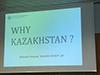 Kasachstan-Österreich-Geschäftsforum in Wien