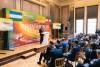 Präsentation des Investitionspotenzials von Bashkortostan (Russische Föderation), April 2019, Wien, Österreich