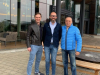 Treffen mit einem italienischen Partner, April 2019