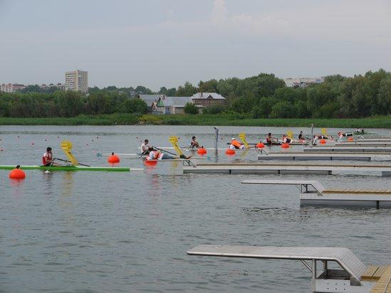 Rudersportzentrum Stadt Kazan, Russland