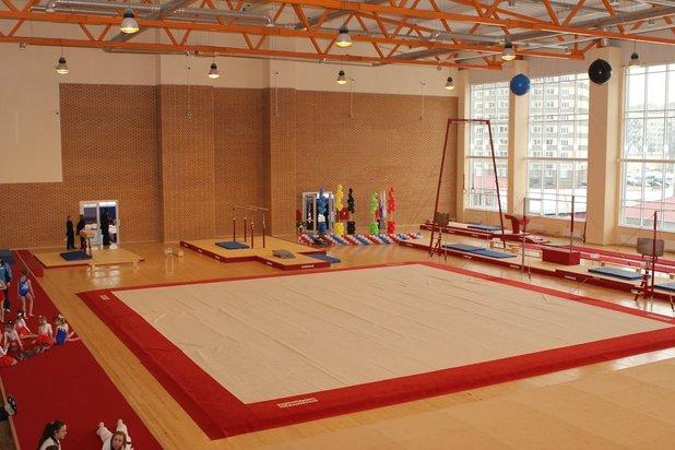 Sportschule Nr. 3 Stadt Sankt-Petersburg, Russland