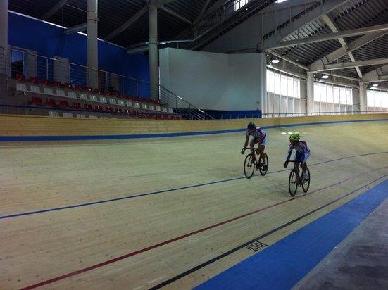 Zentrum für Radsport der Stadt Omsk, Russland