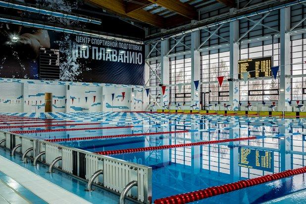 Zentrum für Unterricht im Schwimmen Stadt Kislowodsk, Russland