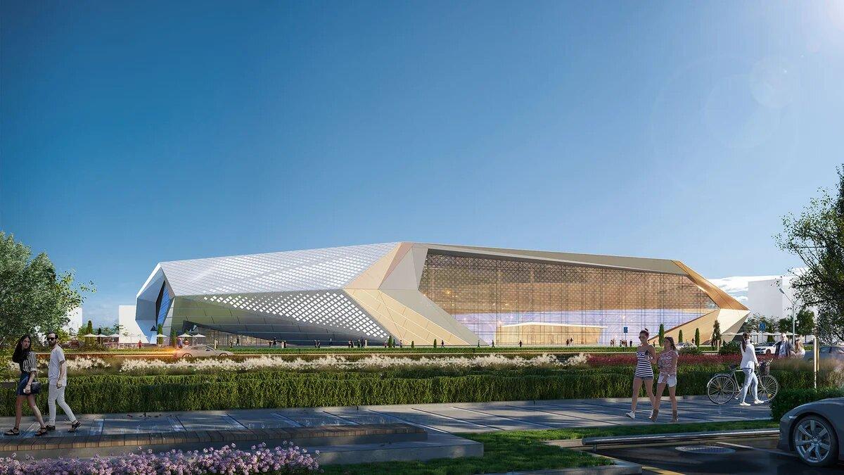 Leichtathletik Arena, Nur Sultan