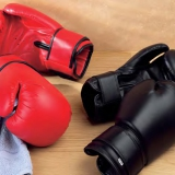 Boxhandschuhe Leder 317