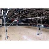 Basketball Pro-Strength dunkring