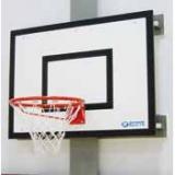 Festes Basketball Korbbrett und Ring S6.S0201