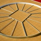 Diskuswurf-Kreis