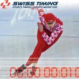 Punktwertungs- und Zeitnahmesysteme für Eislaufen