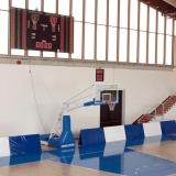 Anschlagpuffer für Sporthallen