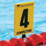 Competitor Gold Bahnenziffer