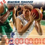 Punktwertungs- und Zeitnahmesysteme für Basketball