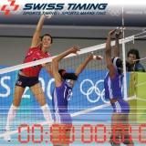 Punktwertungs- und Zeitnahmesysteme für Volleyball