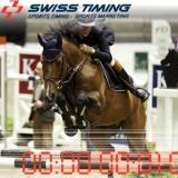 Punktwertungs- und Zeitnahmesysteme für Pferderennbahnen