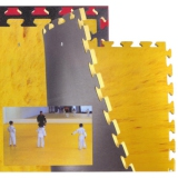 Wendematte/Steckmatte Noppenstruktur 2,5 cm in 2 Farben