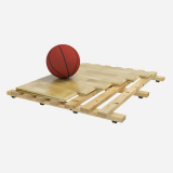Sportboden Serie 1002 - FIBA zertifiziert